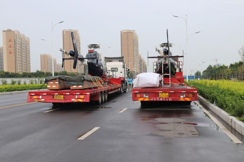 气垫大件运输